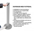 Hånd dispenser for antibac  thumbnail